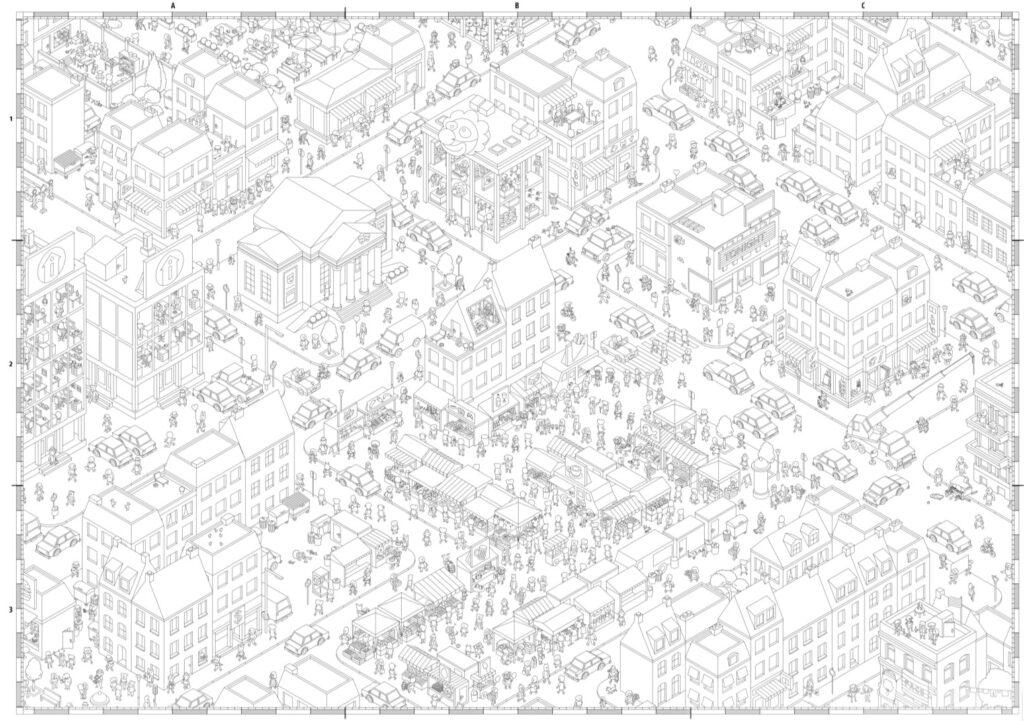 「ミクロマクロ:クライムシティ」の体験版WEBアプリ