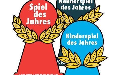 『ドイツ年間ゲーム大賞2018』にノミネートされたゲーム9作品