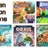 【Gen Con 2018】気になる新作ゲーム10選!!(前編)