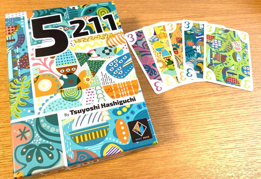 パッケージとカード:5211