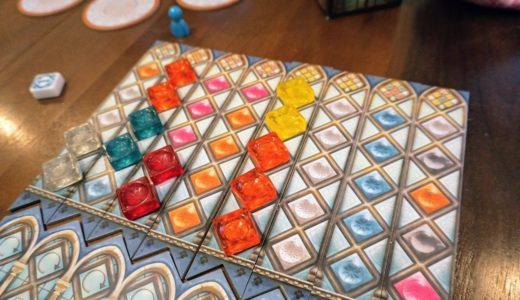 【ゲーム紹介】アズール:シントラのステンドグラス (Azul: Stained Glass of Sintra):人気ゲーム「アズール」の続編!