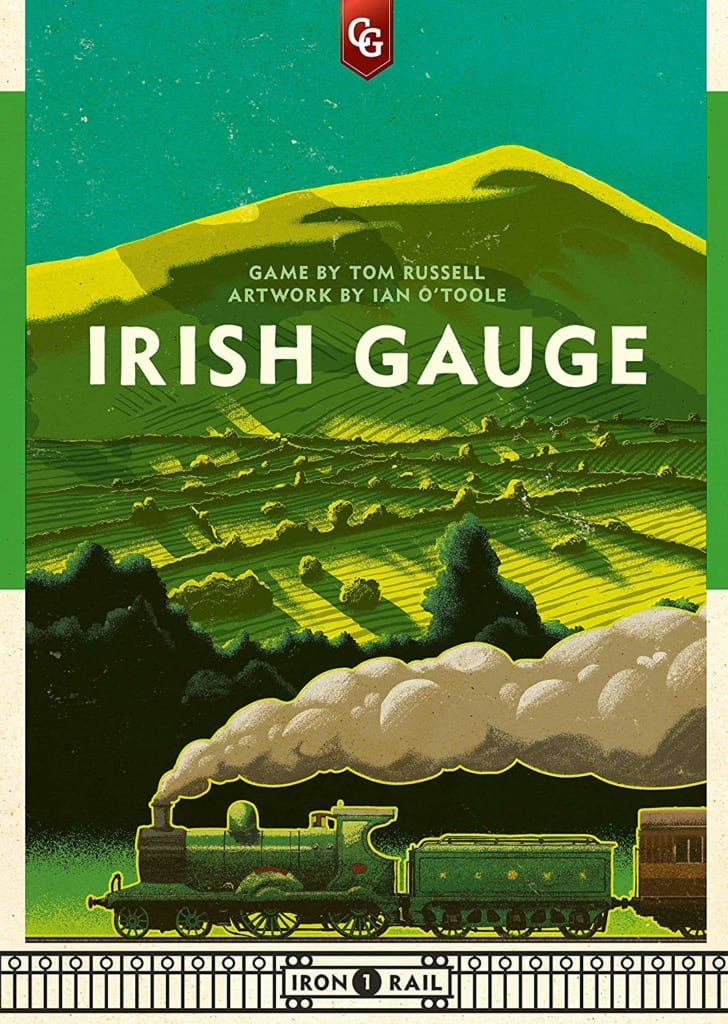 Irish Gauge|パッケージ