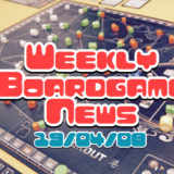 【週間ボードゲームニュース】『ハナタレナックス』でボードゲーム特集第2弾放送!Nintendo Switch版『カタン』 6月配信決定! など(19年4月8日週)