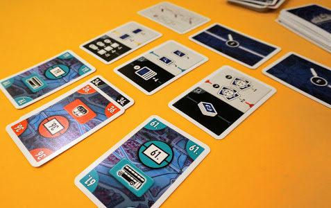 【ゲーム紹介】スコットランドヤード:カードゲーム (Scotland Yard: Das Kartenspiel)