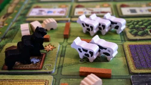 ゲーム紹介『アルルの丘:拡張 紅茶と交易 (Arler erde: Tee & Handel)』
