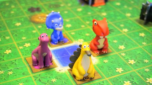 ゲーム紹介『SOSダイナソー (SOS Dino)』