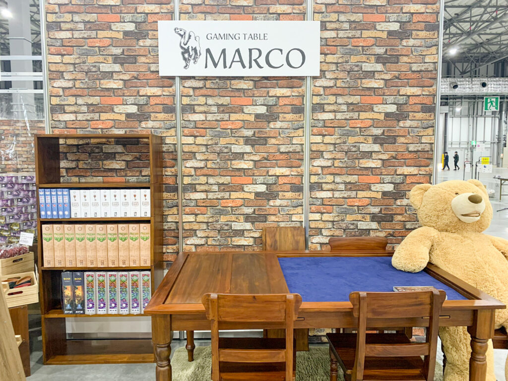 MARCO|ゲームマーケット2020秋