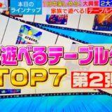 【ラヴィット!】家族で遊べるテーブルゲームTOP7 (2021/8/26放送)
