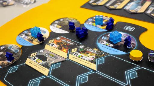【ゲーム紹介】ニューフロンティア (New Frontiers):人気宇宙開拓ゲーム「レース・フォー・ザ・ギャラクシー」のボードゲーム版!