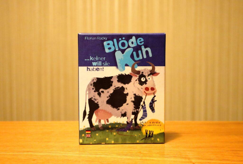 ゲーム概要:【ボードゲームレビュー】おろかな牛/愚かな牛