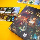 【ゲーム紹介】レス・アルカナ (Res Arcana) 8枚のカードを使って争うトム・レーマンの新作カードゲーム!
