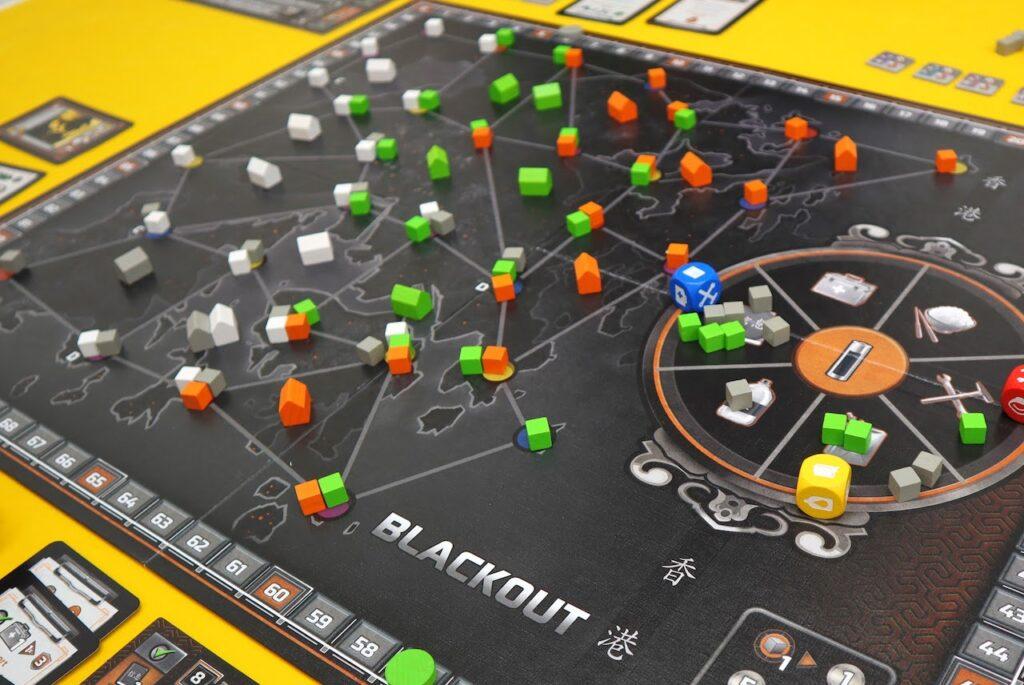 どんなゲーム|ブラックアウト:香港