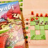 【ゲーム紹介】雅 (Miyabi)|華やかな日本庭園をつくるタイル配置ゲーム!