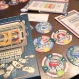【ゲーム紹介】Q.E. |お金を使い過ぎると脱落!所持金上限なしのブラインドオークションゲーム!!