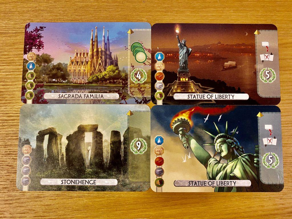世界の七不思議:デュエル プロモカード