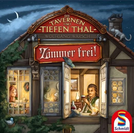 『ティーフェンタールの酒場』拡張セット「ZimmerFrei」