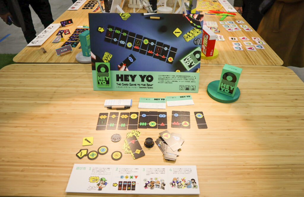 HEY YO|ゲームマーケット2020秋