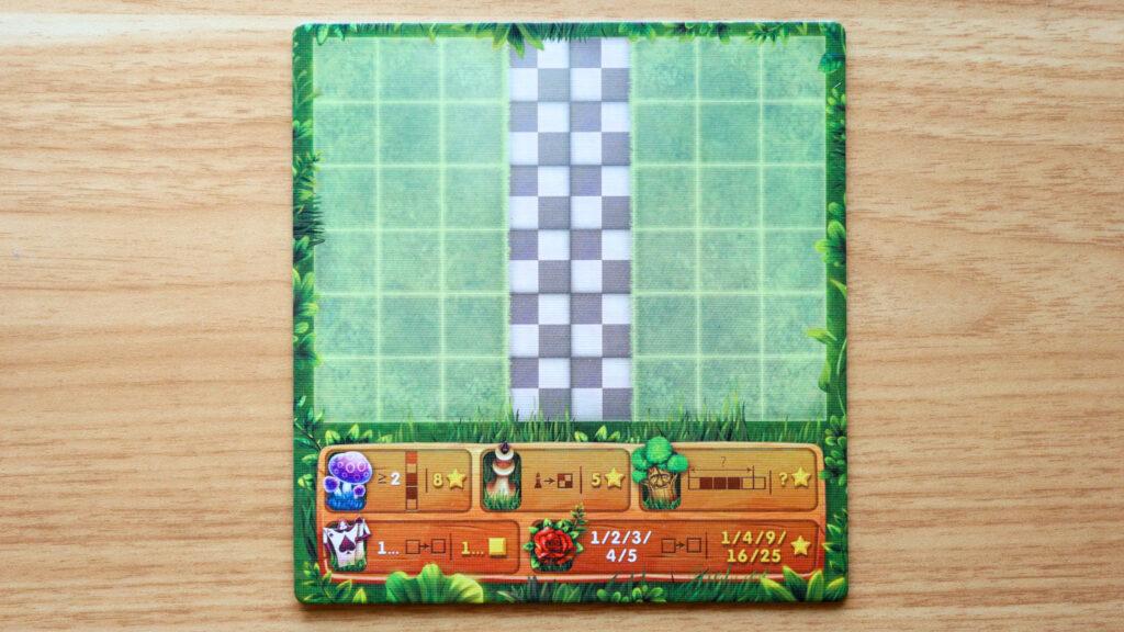 アリスガーデンの【ルール/遊び方】