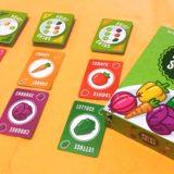 【ゲーム紹介】ポイントサラダ (Point Salad)|高評価なサラダを作るセットコレクションカードゲーム!