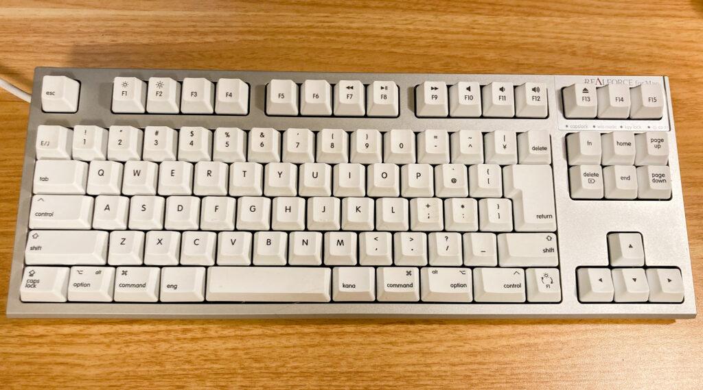 東プレ / REALFORCE for Mac