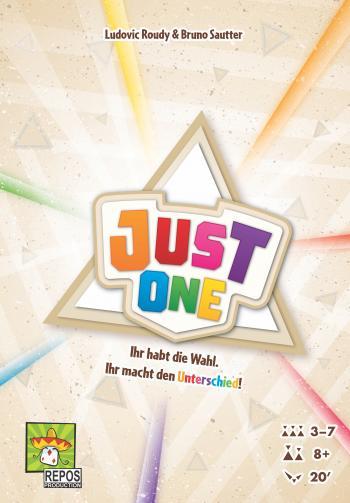 ジャスト・ワン (Just One)