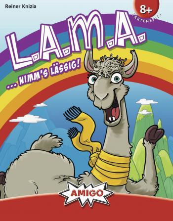ラマ (L.A.M.A)