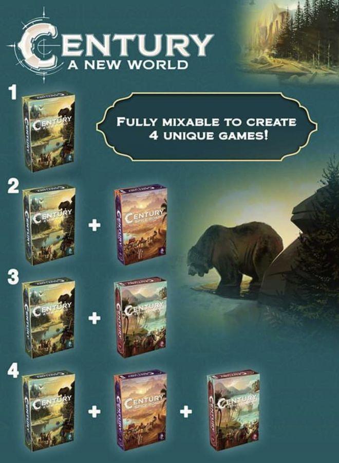 4つのルール|センチュリー:ニューワールド