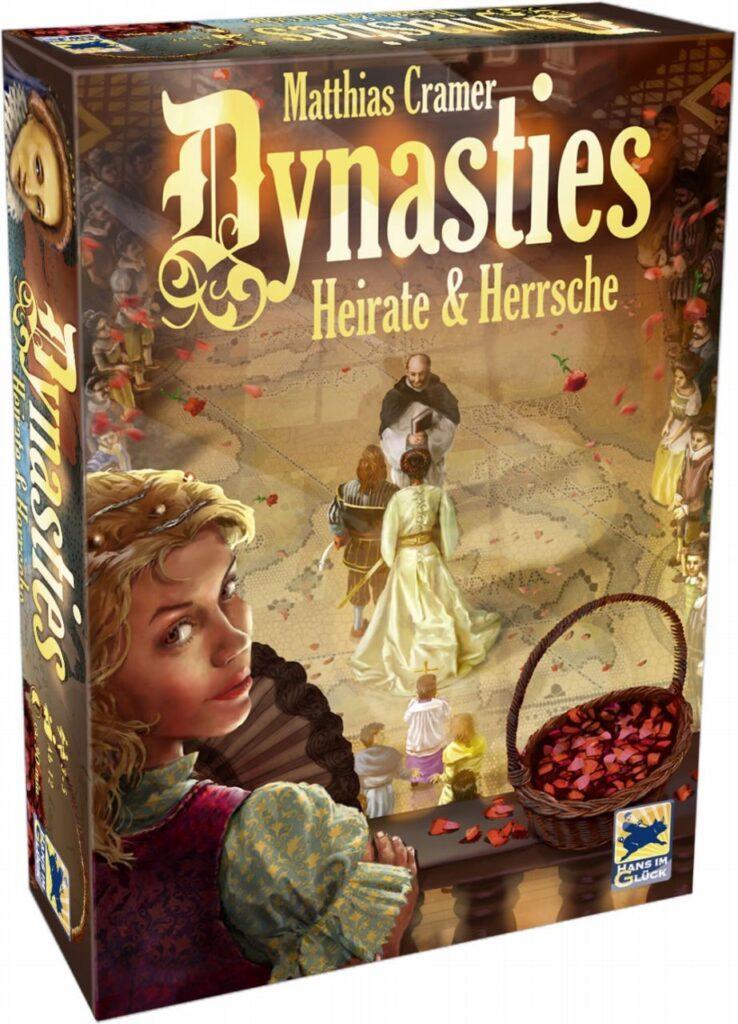 ゲーム紹介『ダイナスティ (Dynasties: Heirate & Herrsche)』