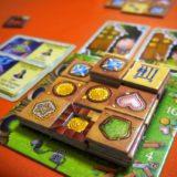 【ゲーム紹介】ジンジャーブレッドハウス (Gingerbread House):お菓子の家を建てるタイル配置ゲーム!
