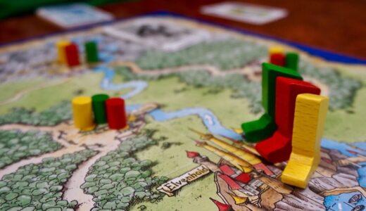 【ゲーム紹介】エルフェンランド(Elfenland)|エルフ族の若者となり国中の都市をまわるすごろくゲーム!