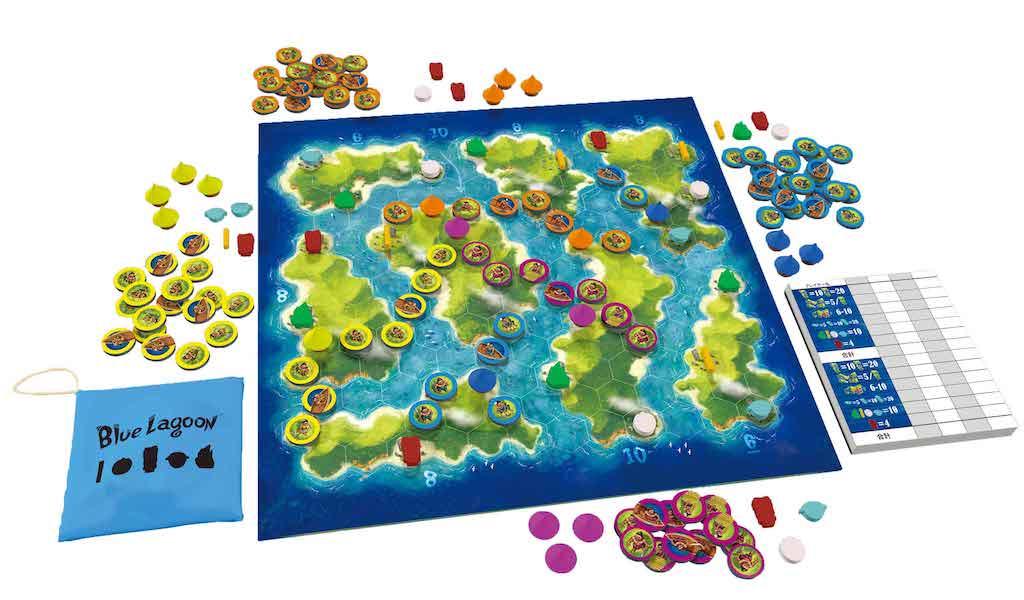 概要:ブルーラグーン (Blue Lagoon)