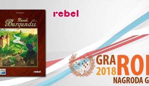 『ポーランド年間ゲーム大賞2018』(Gra Roku 2018) 大賞作発表!