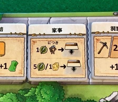 ゲーム紹介『カヴェルナ:洞窟対決 (Caverna: Cave vs Cave)家事