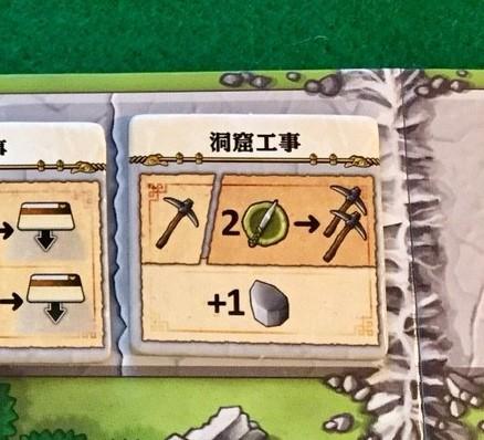 ゲーム紹介『カヴェルナ:洞窟対決 (Caverna: Cave vs Cave)洞窟工事