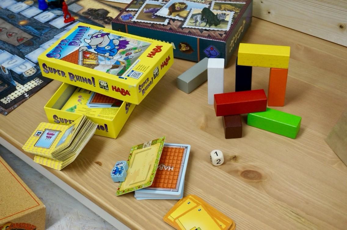 横浜・中華街/石川町のボードゲームショップ『リゴレ』:はじめてのボードゲーム②
