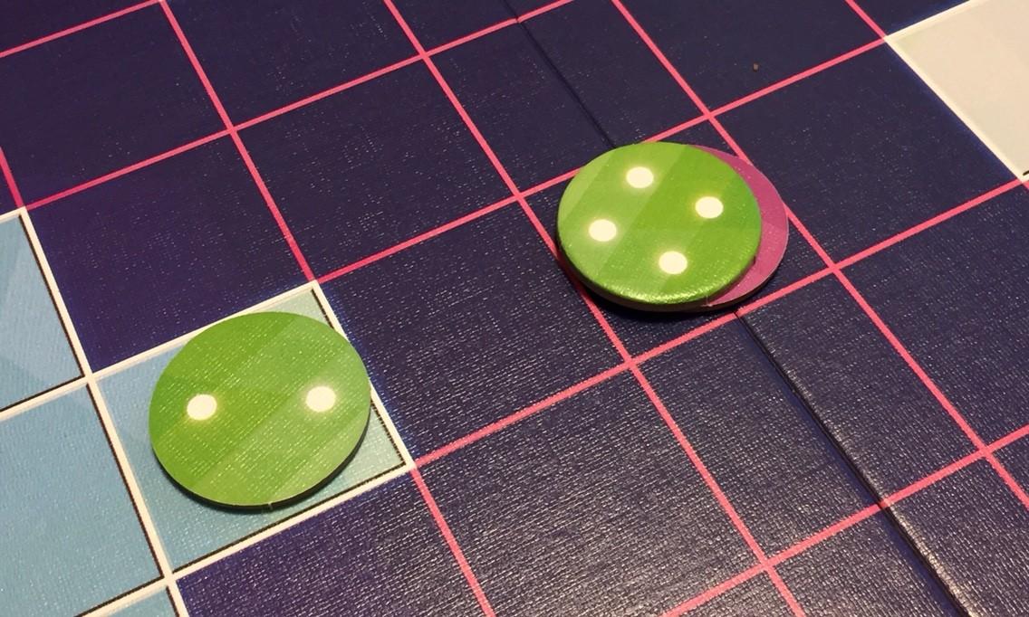 ボードゲーム紹介『グリュックス(Glüx)』:上書き