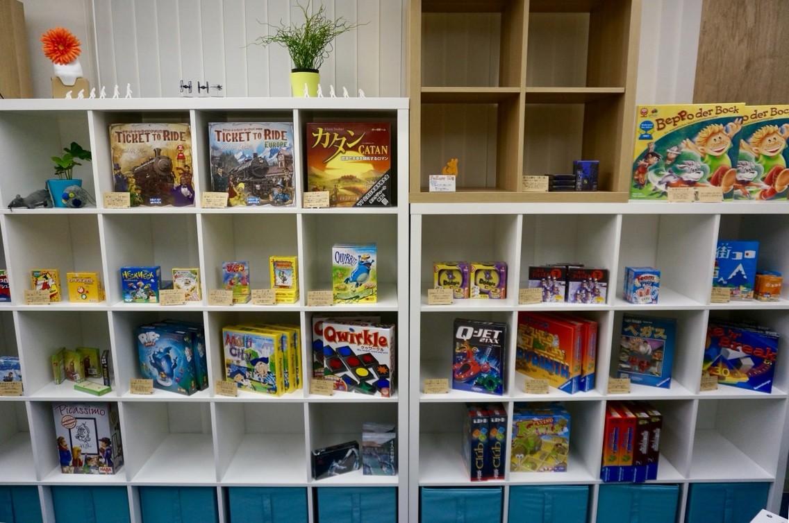 横浜・中華街/石川町のボードゲームショップ『リゴレ』:はじめてのボードゲーム③