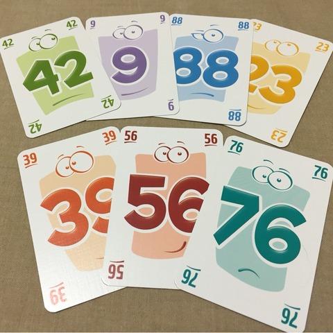 3は多すぎる (3 sind eine zu viel!)