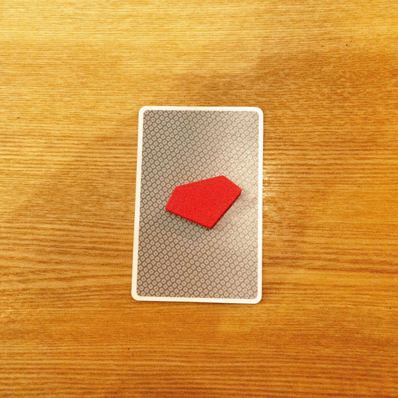トリックと怪人|容疑者カード