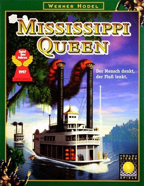 ミシシッピクイーン (Mississippi Queen)