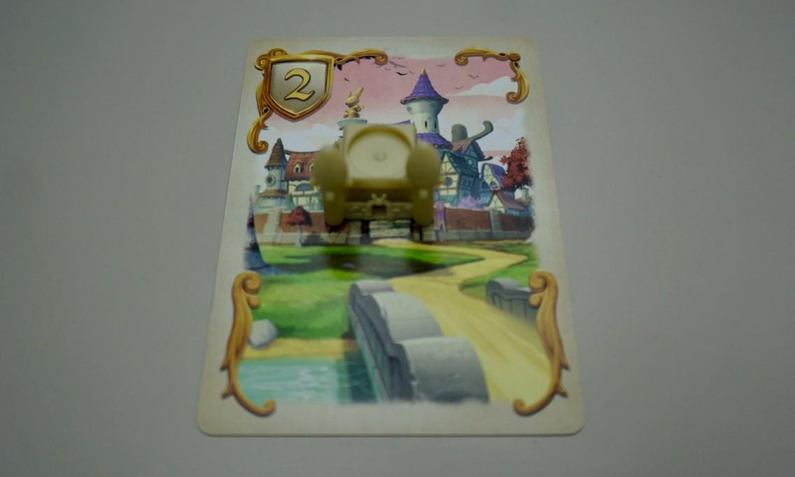バニーキングダム:建物カード