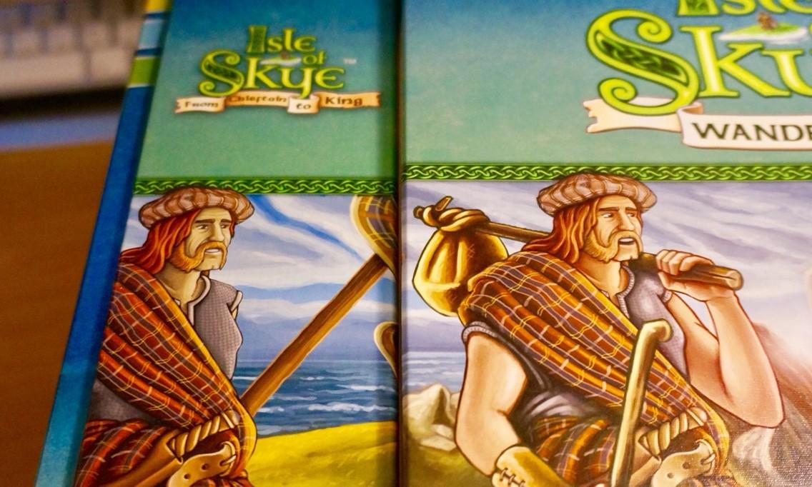 開封レビュー『Isle of Skye: Wanderer』
