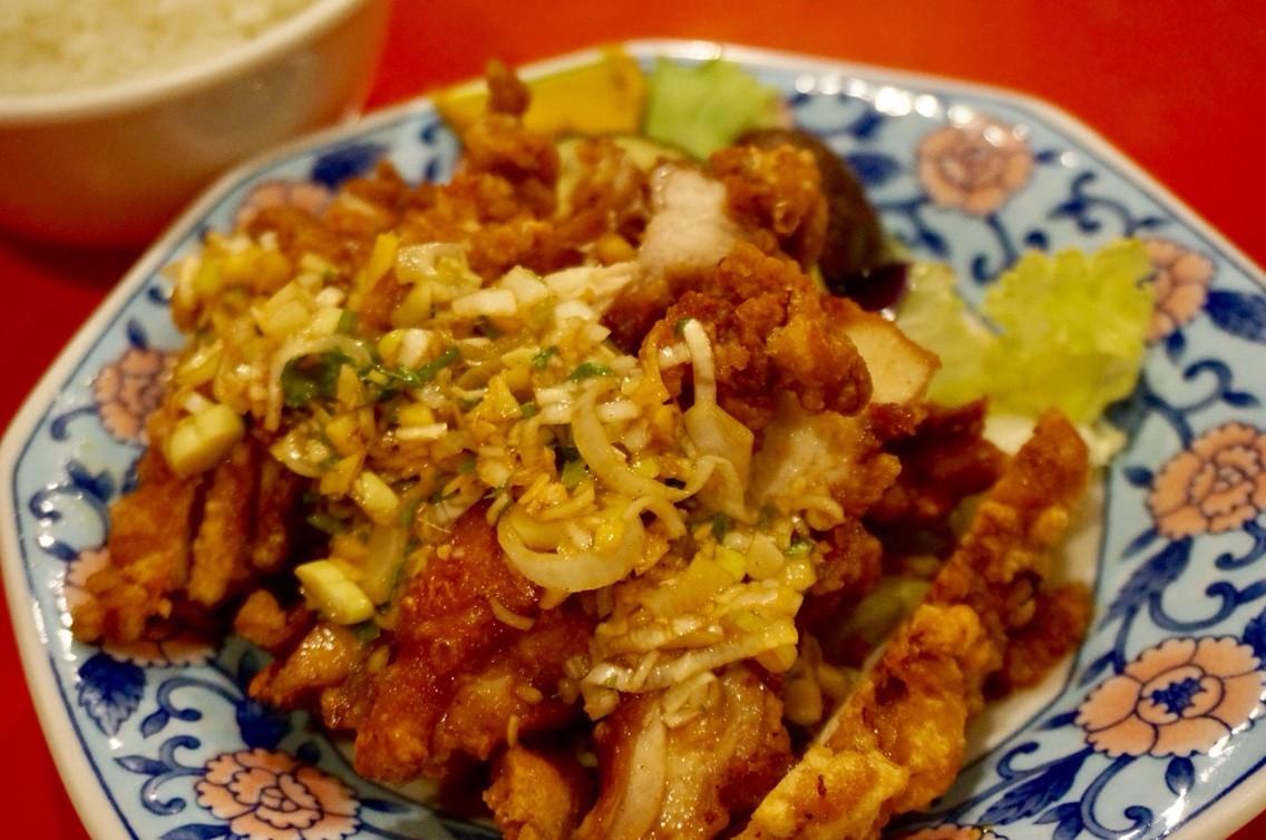 「北京」の油淋鶏