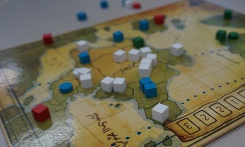 ゲーム紹介『八分帝国(Eight-Minute Empire)』