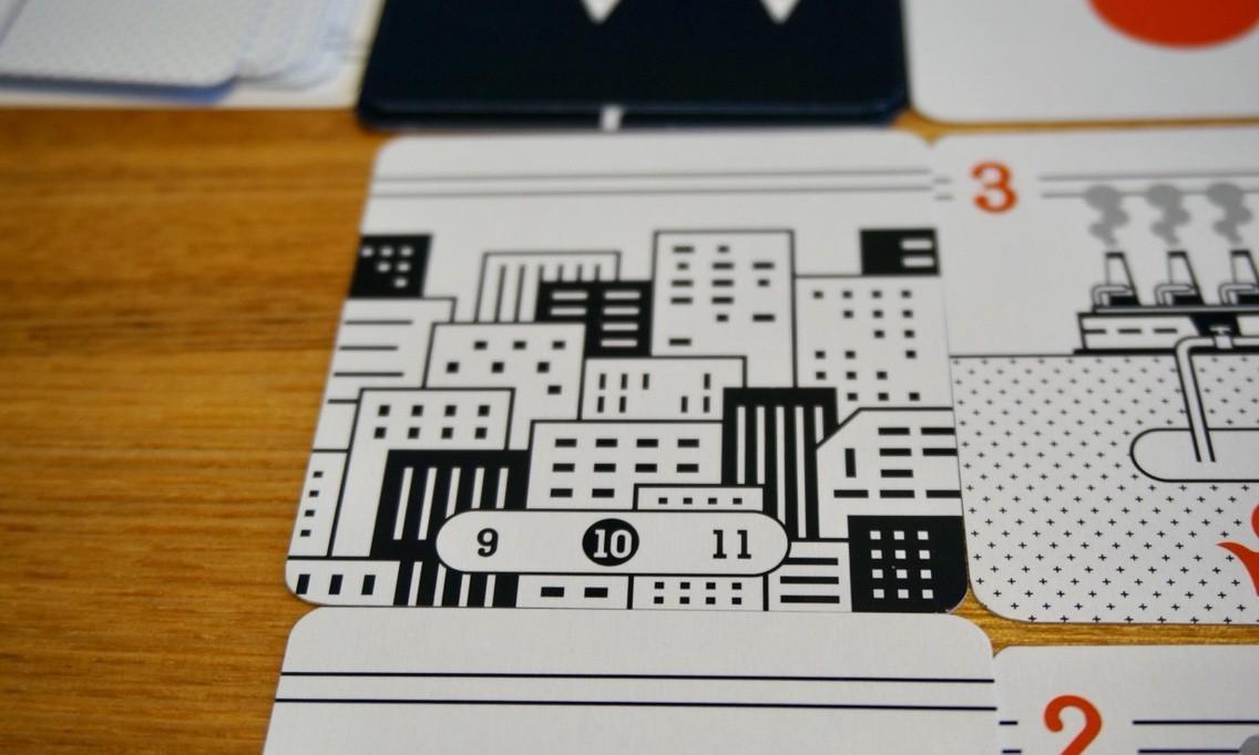 ハツデン:配置の図