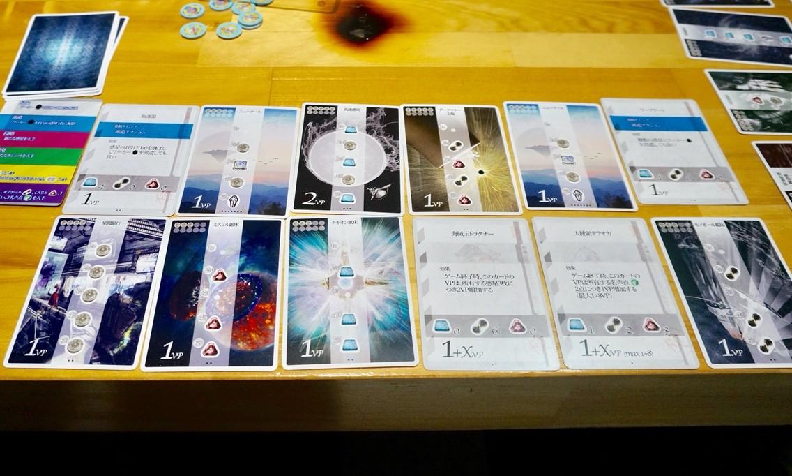 ゲーム紹介『プラネトリコ(Planeta Rica)』:ゲーム終盤の様子