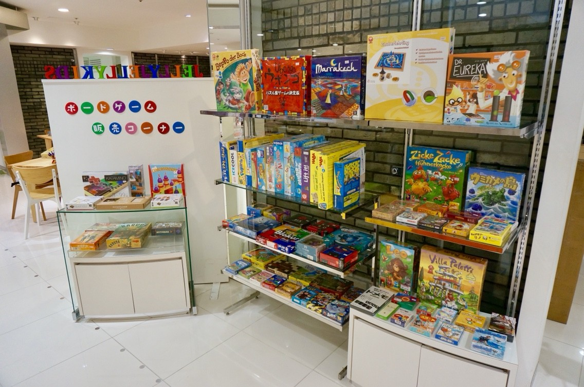 Jelly Jelly Kidsマルイシティ横浜店