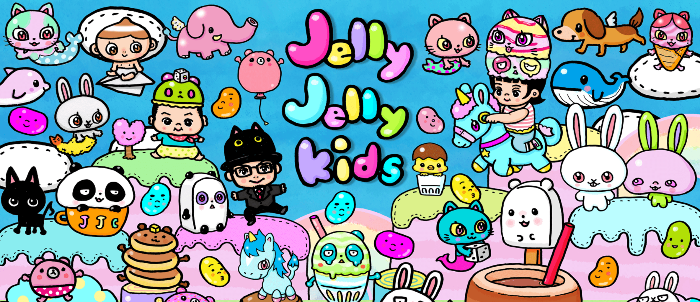 Jelly Jelly Kids