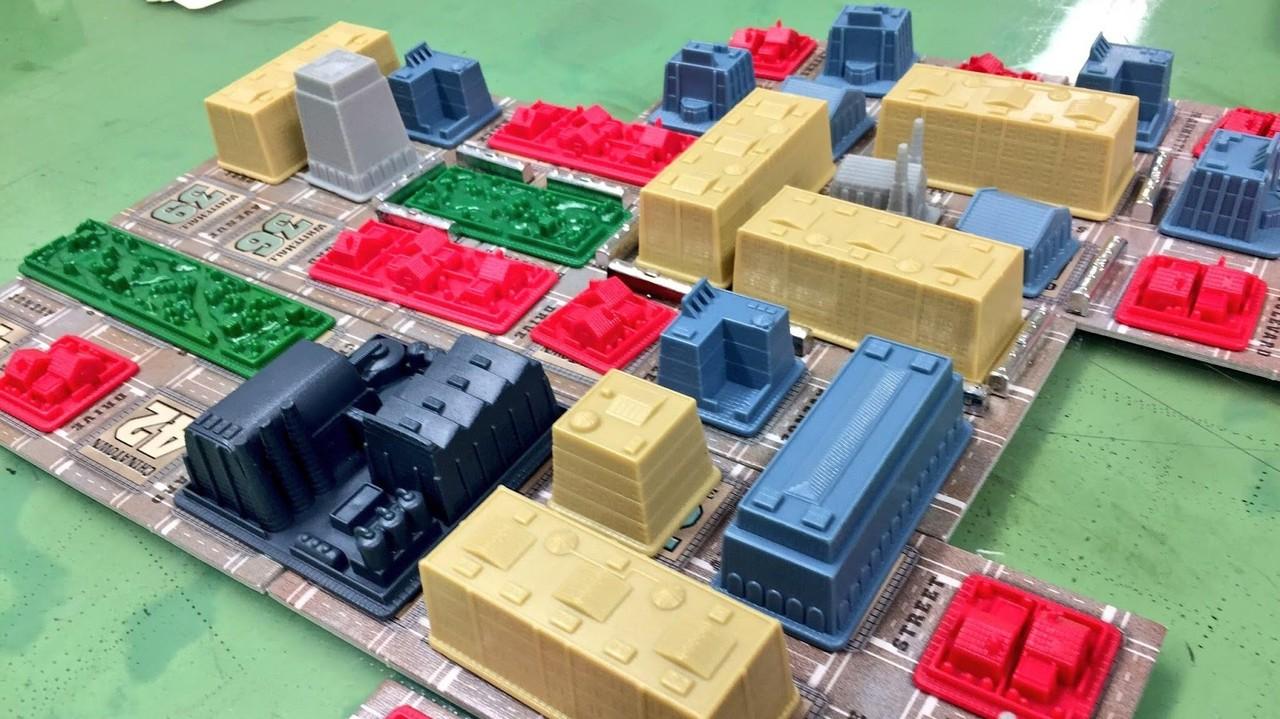 【ゲーム紹介】ビッグシティ (Big City):20周年記念版が発売される街づくりゲーム!!