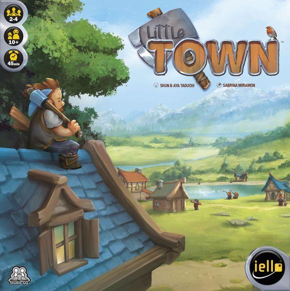 Little Town|パッケージ